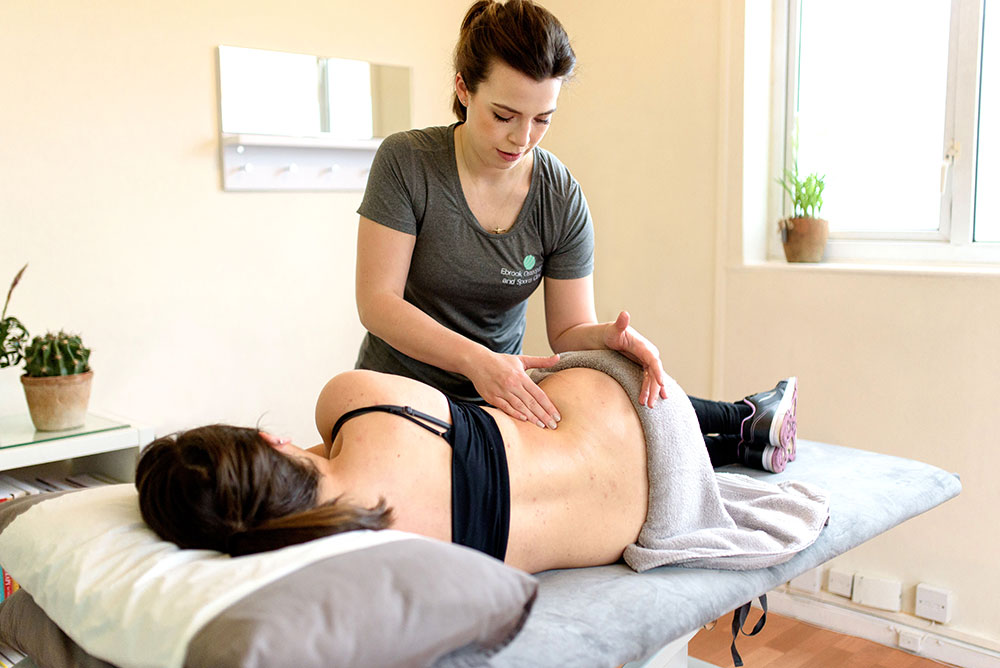 Osteopathy-treating-a-lower-back